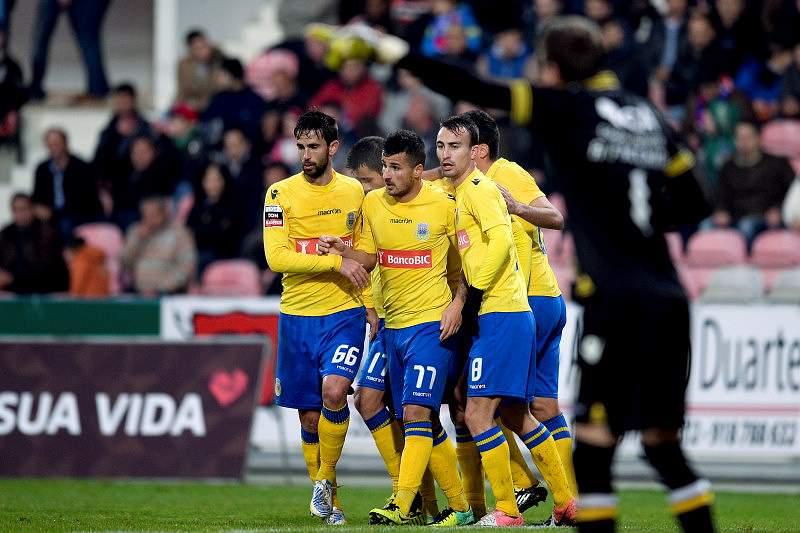 Liga autoriza jogos do Arouca em Aveiro