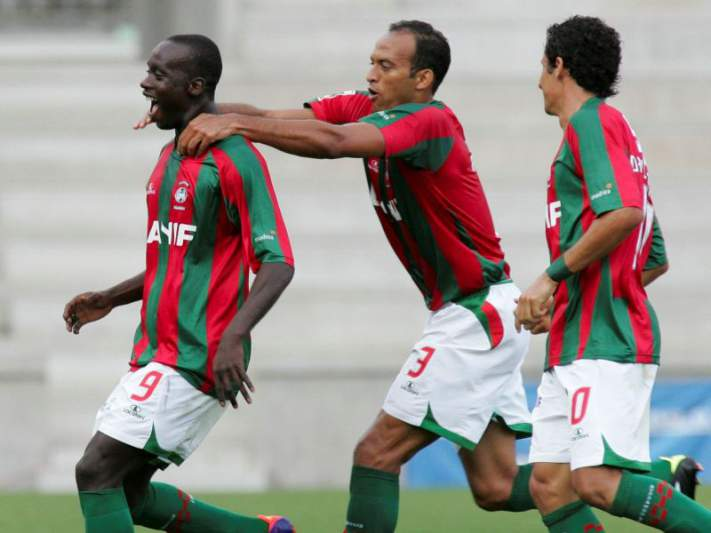 Marítimo vence e iguala SC Braga