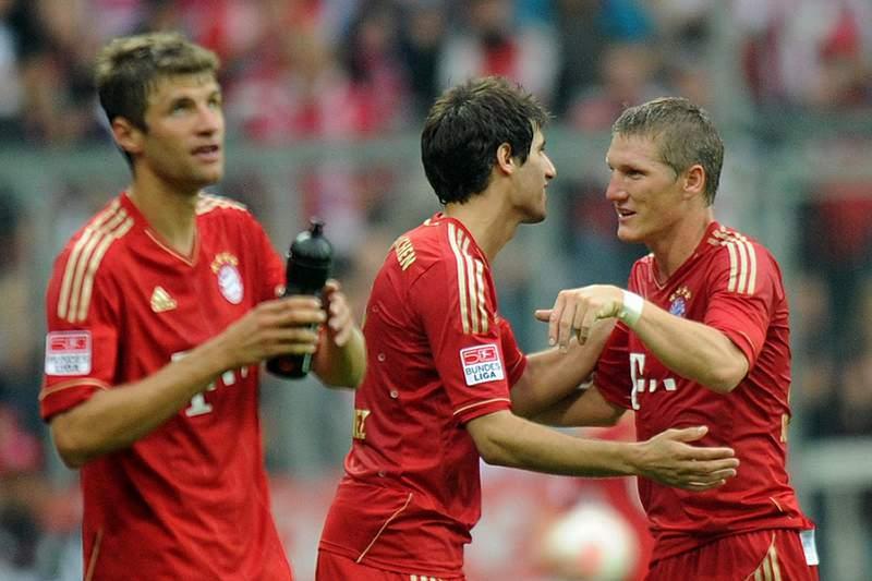 O Bayern segue imparável na Bundesliga