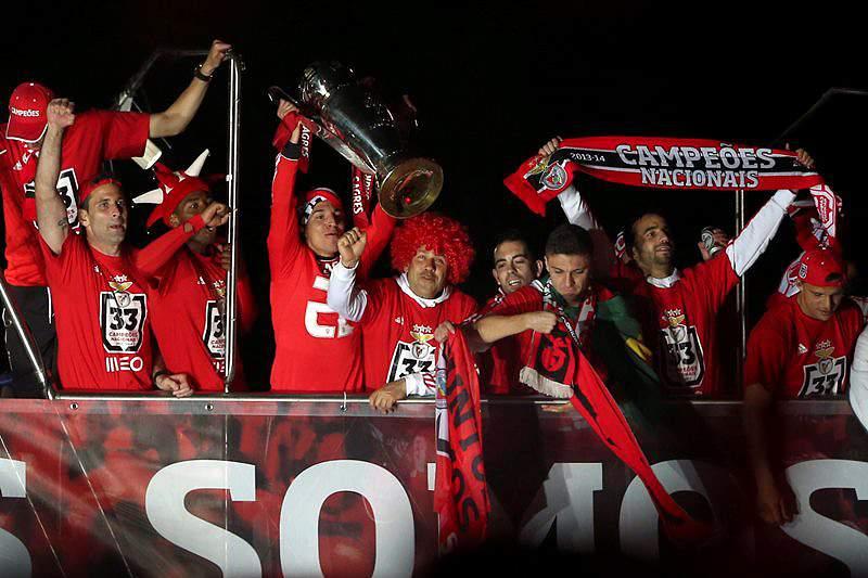 Benfica foi a segunda melhor equipa do Mundo em abril