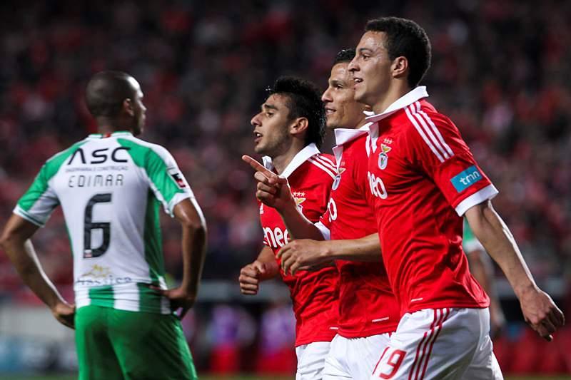 Benfica no clube dos 100
