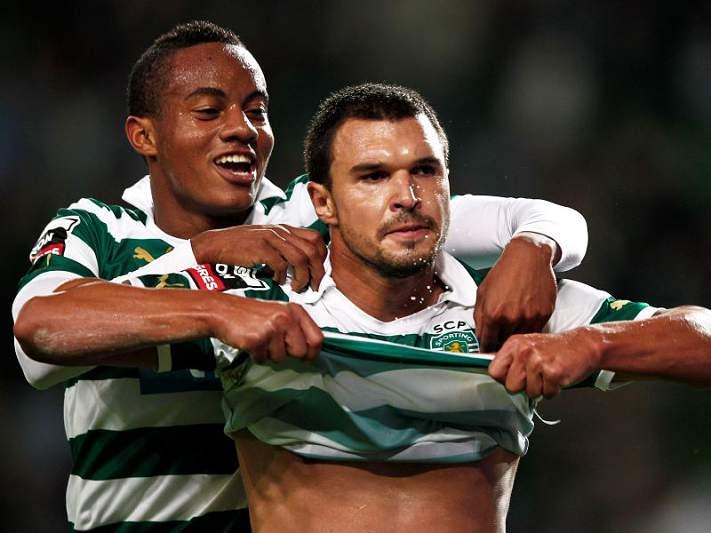 """Bojinov e Carrilo satisfeitos com o """"novo"""" Sporting"""