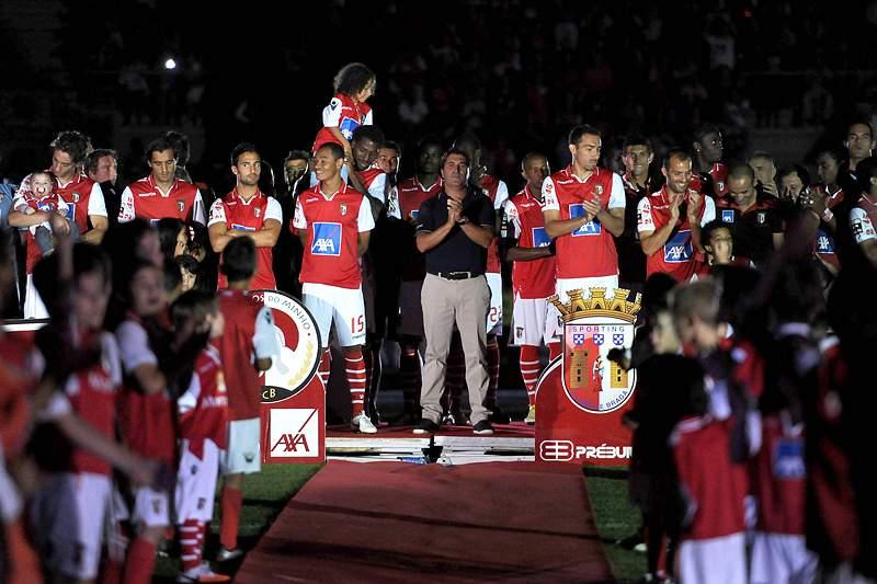 SC Braga acusa Liga de «fomentar discórdia no futebol português»