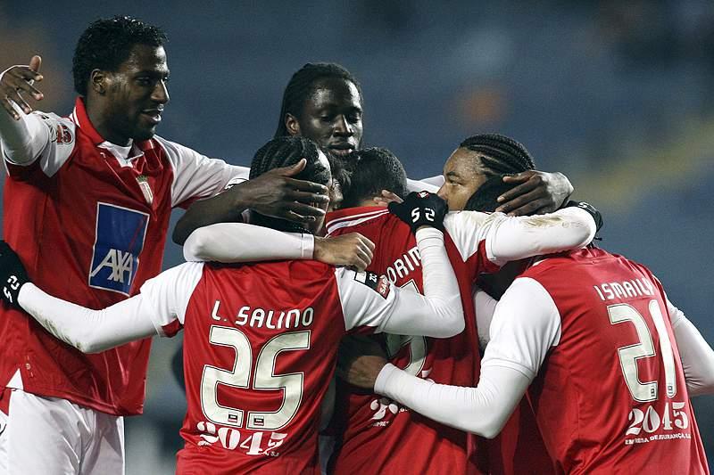 SC Braga recebe o «lanterna vermelha»
