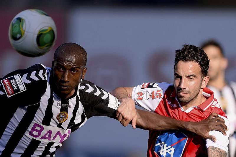 Aly Ghazal não defronta Guimarães