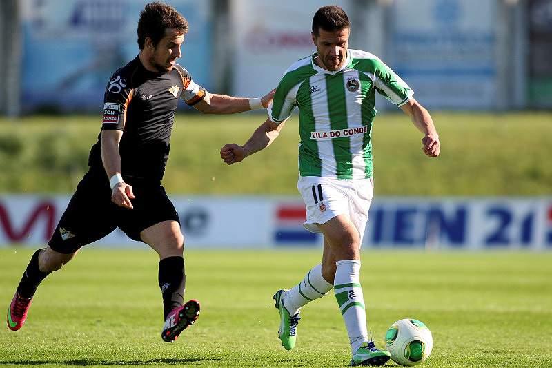 Filipe Gonçalves apontou o golo solitário