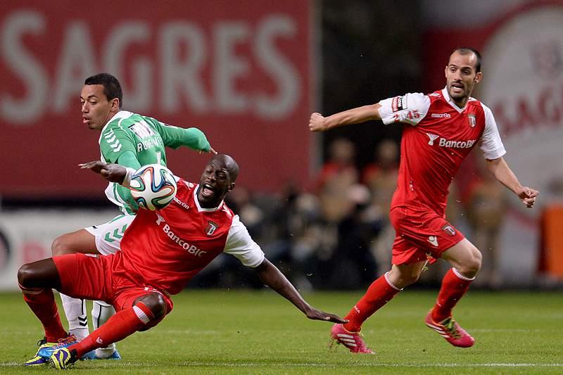 SC Braga vence V. Setúbal por 2-0