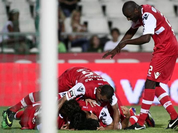 Hélder Barbosa decide para o Braga jogo equilibrado