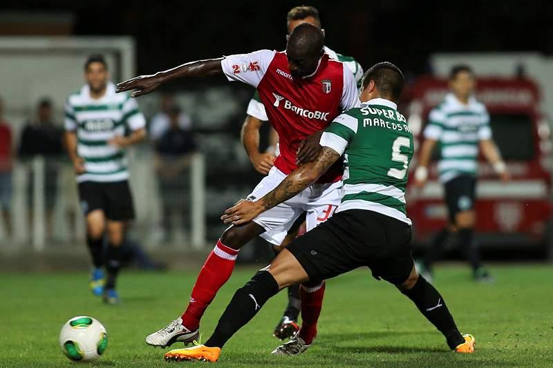 Sporting recebe Braga na véspera das eleições autárquicas