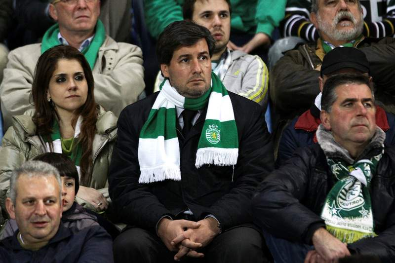 Bruno de Carvalho acusa direção do Sporting de ter destruído documentação