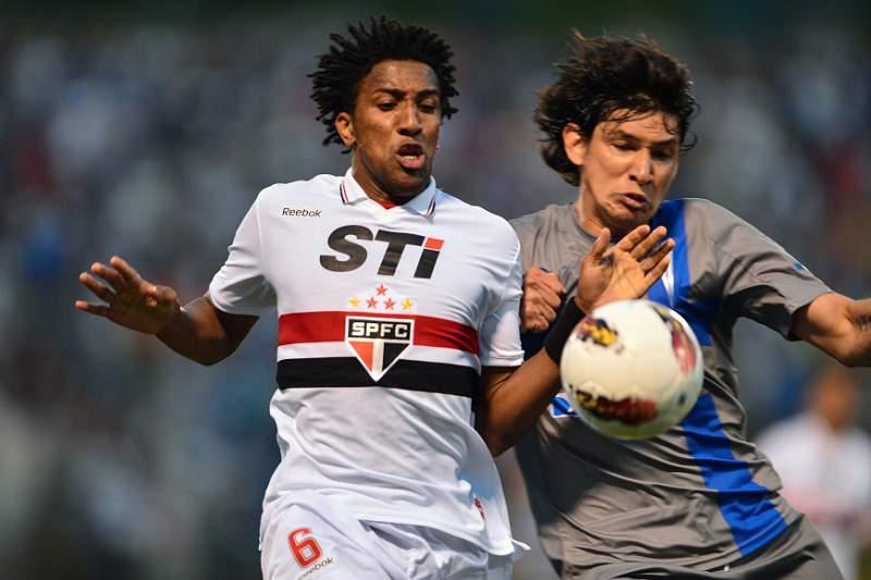 Bruno Cortez confirmado por empréstimo do São Paulo