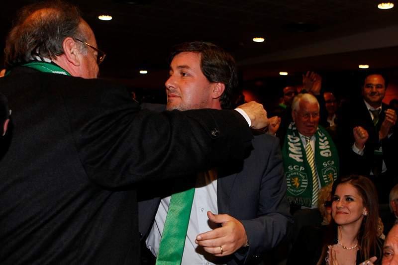 Bruno de Carvalho vence eleições