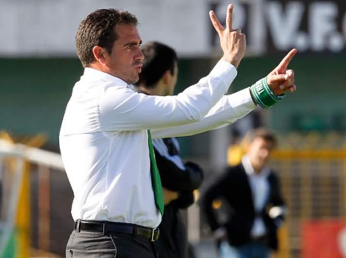 «Temos trabalhado para voltar às vitórias»
