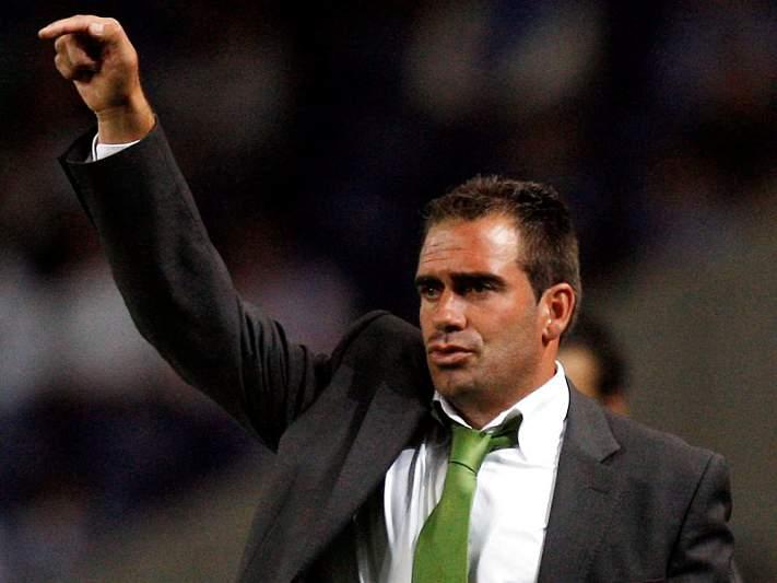 Bruno Ribeiro quer repetir triunfo do ano passado em Alvalade