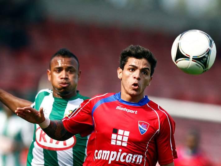 Júnior Caiçara feliz pelo interesse do Benfica