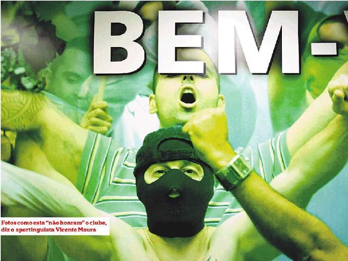 UEFA solicitou remoção ou a cobertura das imagens nos jogos europeus