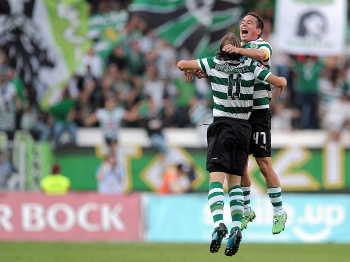 João Pereira «muito contente» por chegar a uma Liga «tão competitiva»