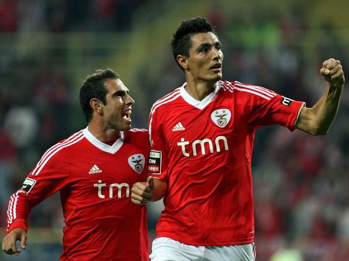 Benfica em busca da liderança em Braga