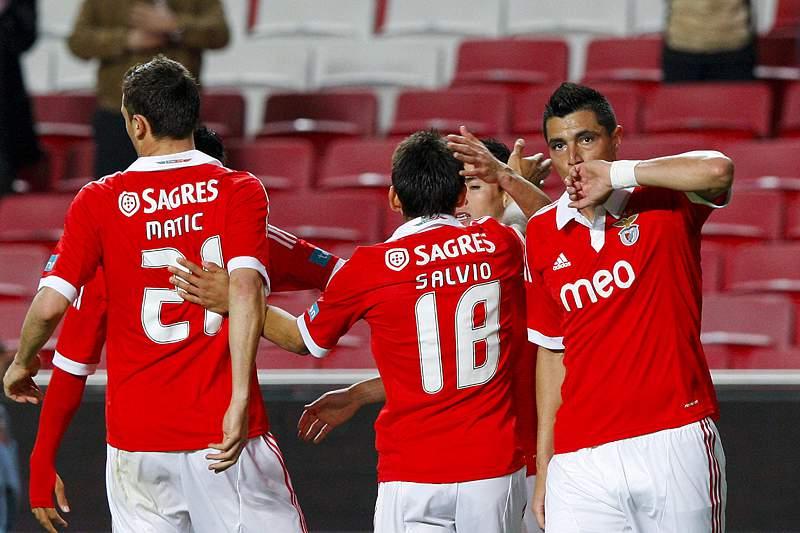 «Chelsea está ao alcance do Benfica»