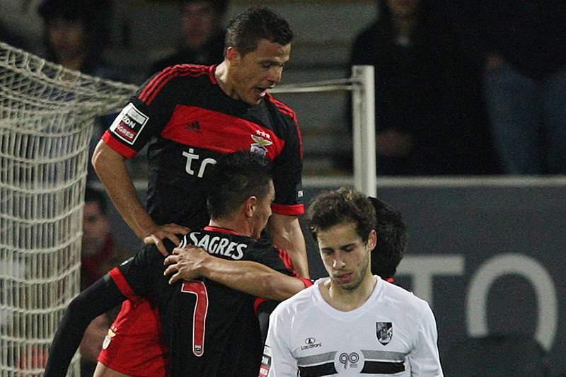 Benfica e Guimarães procuram marcar o seu primeiro encontro no Jamor