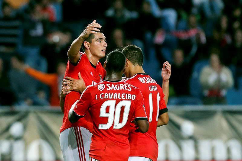 Benfica favorito frente ao Braga na Luz