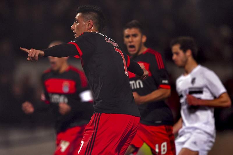 Quatro é a conta que o Benfica fez