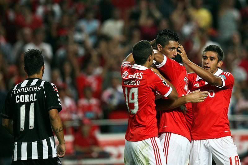 Benfica testado na Choupana em domingo gordo de jogos