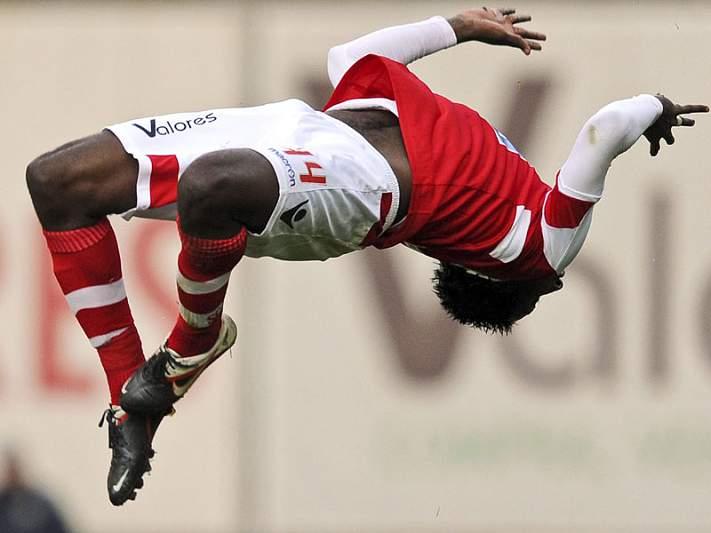 SC Braga vence e mantém 3º lugar