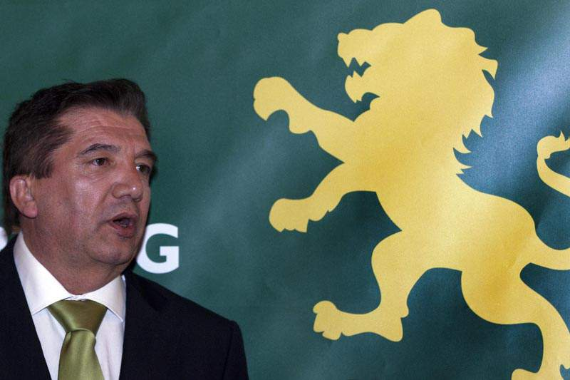 «Bruno Carvalho é o meu presidente»