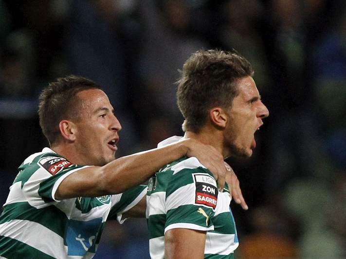 Sporting goleia Gil Vicente e já vai na nona vitória