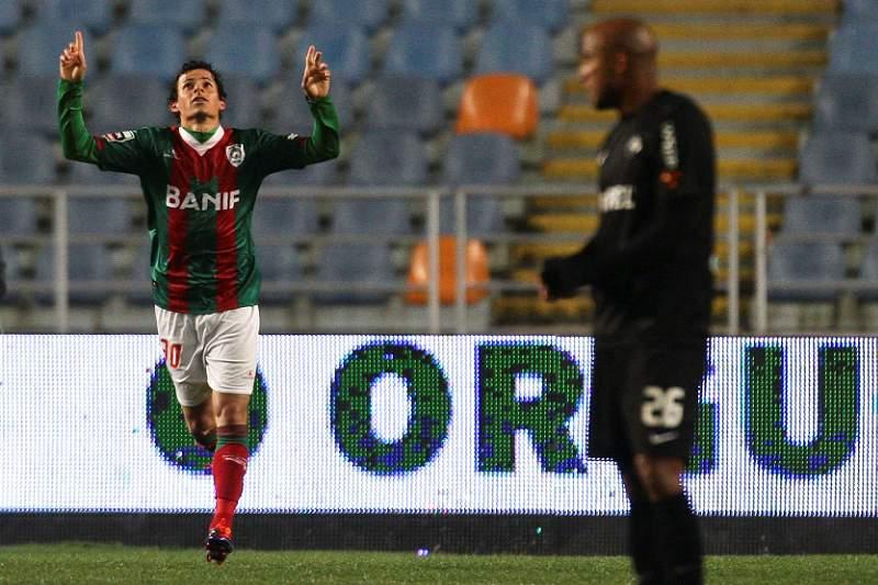 Danilo Dias quer fazer época de «grande nível»