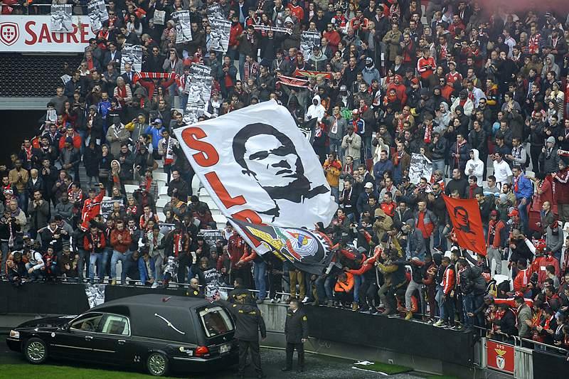 Benfica não mudará nome do Estádio para Eusébio