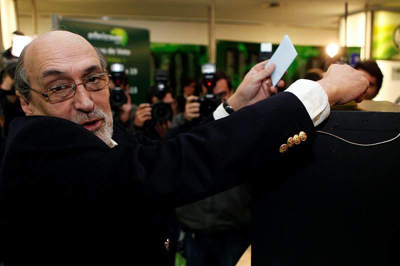 Dias Ferreira descarta candidatura à presidência