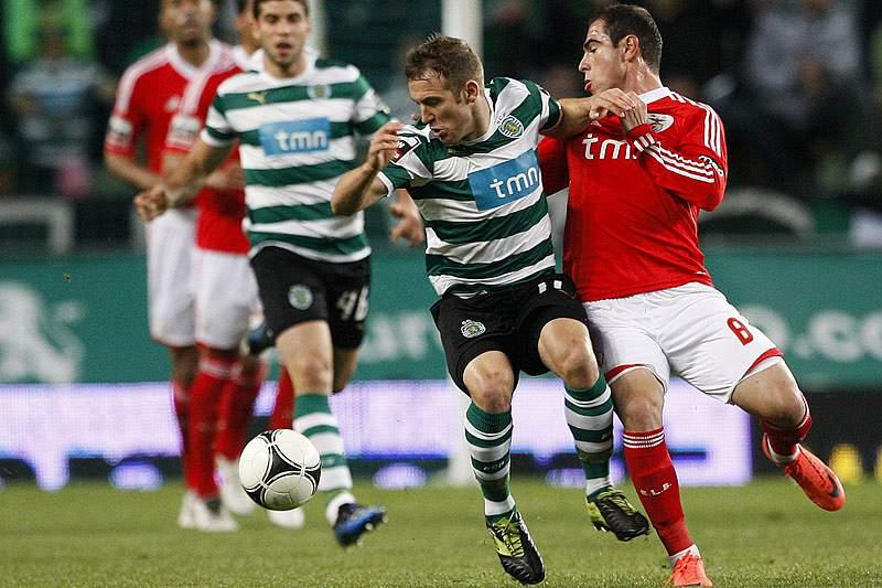 Benfica-Sporting joga-se dia 21, às 20h15 horas
