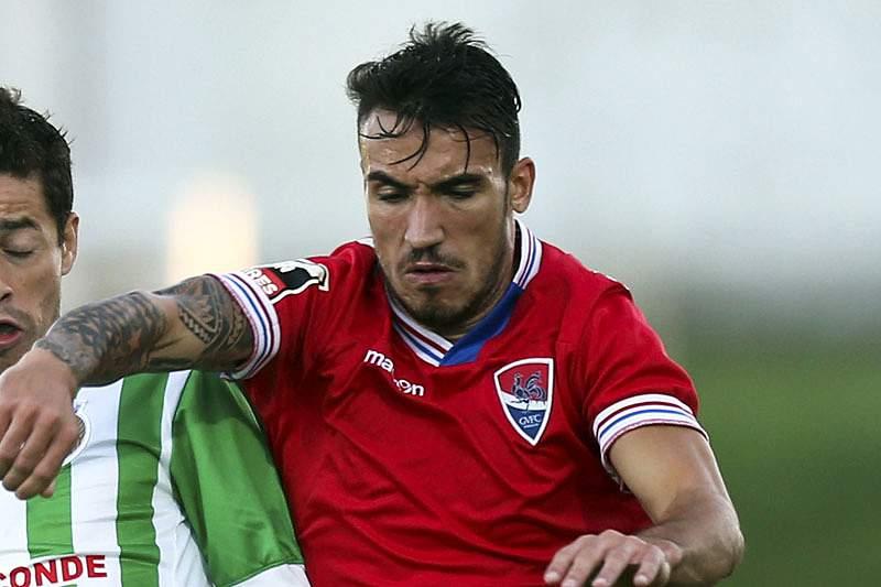 Diogo Viana orgulhoso por continuar no Gil Vicente