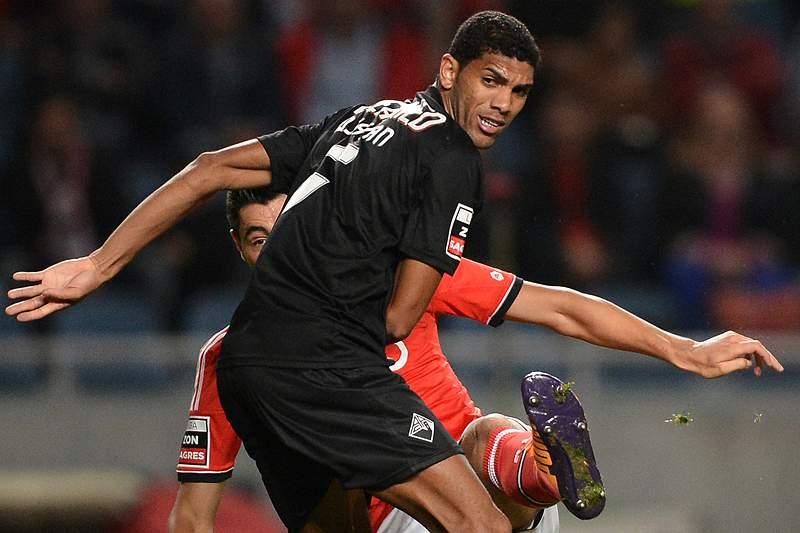 Djavan quatro anos no Benfica