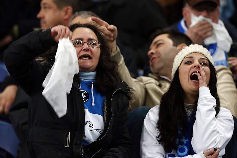 FC Porto derrotado no Dragão para a Liga 81 jogos depois