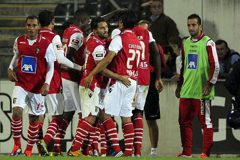 SC Braga vence derby minhoto por 0-2