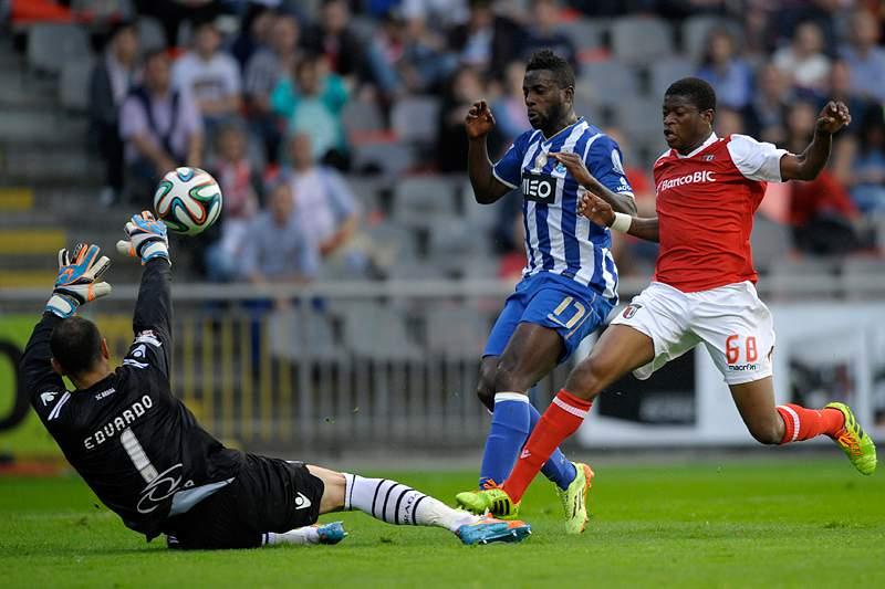 FC Porto vence Braga antes de visitar o Benfica