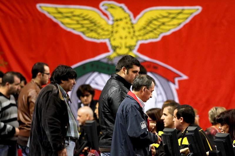 3249 sócios do Benfica votaram até às 12h00