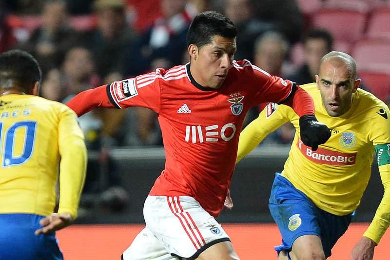 Arouca vai receber o Benfica em Aveiro