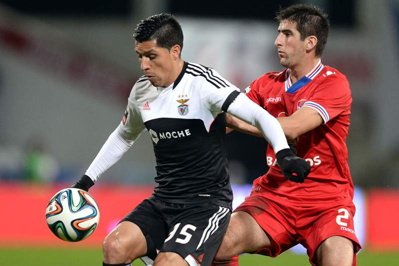 Benfica escorrega em Barcelos e Leão espreita oportunidade