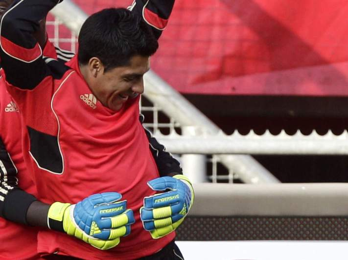 Argentina atenta a possível regresso de Enzo Pérez