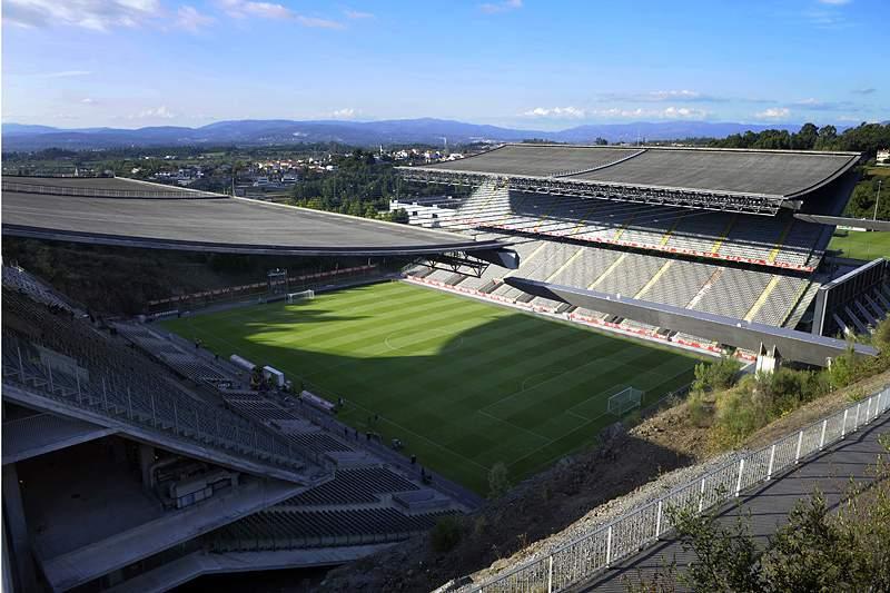 Jogadores vão a Braga para ganhar