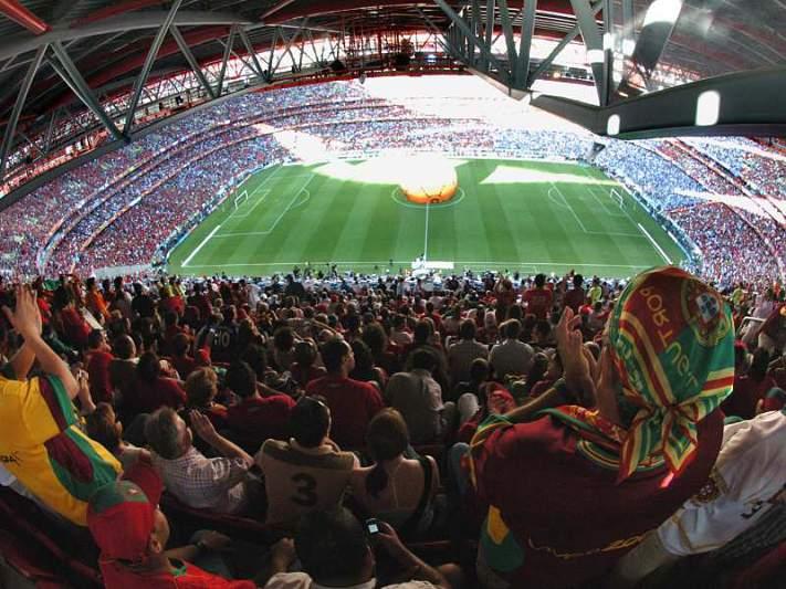 Mais de 40 mil bilhetes vendidos para o Portugal-Rússia