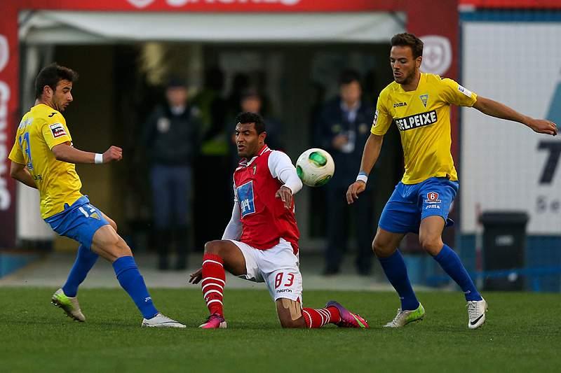 """Sp. Braga perde e está quase fora da """"Champions"""""""