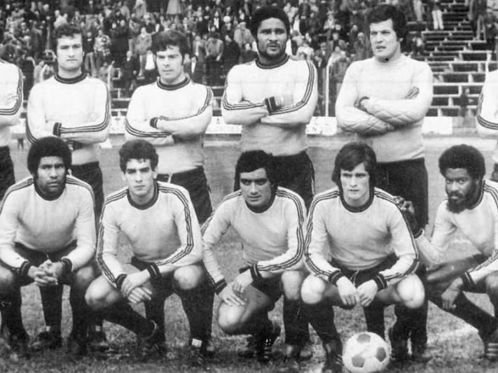 Benfica…com Eusébio do outro lado