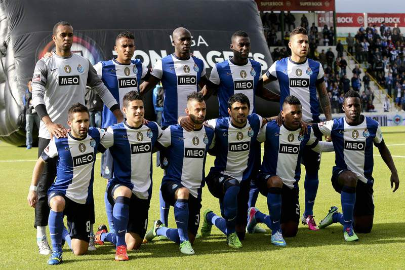 FC Porto defronta Marselha para o Taça Valais na Suíça