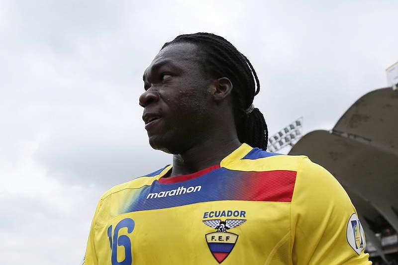 Caicedo relembra passagem pelo Sporting