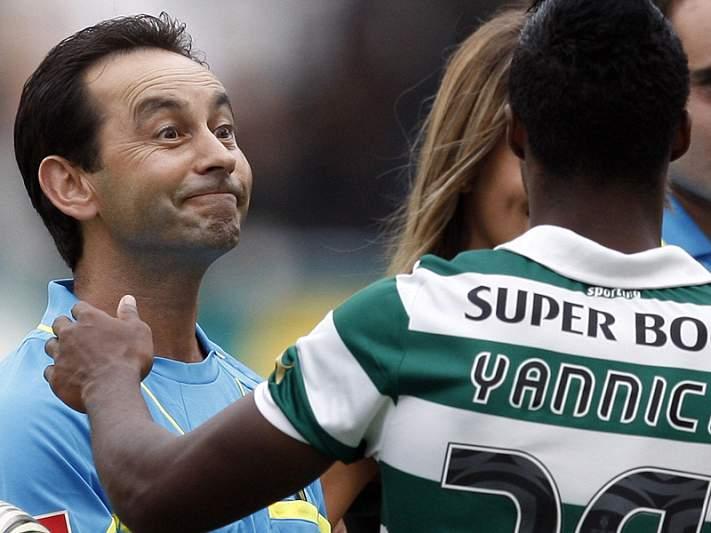 'O medo não assiste' Fernando Idalécio